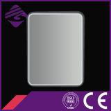 Jnh292 Chine Fournisseur Saso Rectangle Douche étanche antibuée Miroir LED