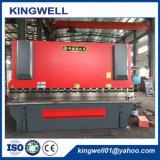 Máquina hidráulica do freio da imprensa da folha de metal de Wc67y para a venda