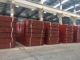 Puntello d'acciaio registrabile del materiale da costruzione per uso della costruzione