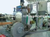 Película del PE de los PP que granula haciendo la máquina