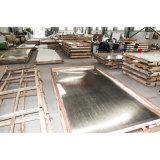 Folha da linha fina do aço inoxidável da alta qualidade 304 para materiais da decoração