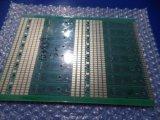 PWB de múltiples capas 6layer del oro normal de la inmersión con Soldermask verde