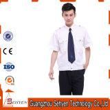 Été Vêtements de travail personnalisés Sécurité Garde uniforme Robe de sécurité / Uniforme