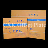 Piatto litografico PCT di stampa in offset