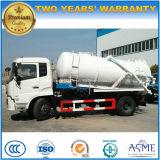 판매를 위한 10 입방 미터 진공 하수구 청소 트럭