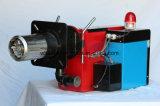 Non-Premescolamento del bruciatore a gas ad alta velocità di registrazione di temperatura