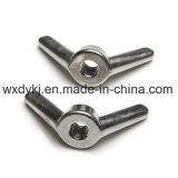 La norme DIN 314 écrou à ailettes en acier inoxydable