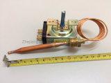 30A 250VDC 전기 온수기를 위한 모세관 전구 보온장치