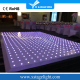 Diodo emissor de luz Dance Floor Starlit do RGB do profissional