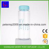 Variopinto la mia bottiglia di acqua di plastica della bevanda di sport della bottiglia