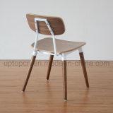 Geformter Furnierholz-Aufenthaltsraum-Stuhl für Gaststätte-Esszimmer (SP-EC602)