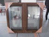 Fenêtre de manivelle en aluminium à revêtement poudré