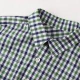 Chemises 100% de garçons de coton pour le printemps/automne