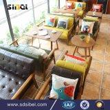 4개의 시트 대중음식점 가구 싼 다방 테이블 및 의자