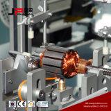 Máquina de equilíbrio Semi automática do JP para a armadura pequena do rotor do motor elétrico