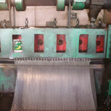 Maglia galvanizzata del metallo ampliata alluminio della maglia di 40mmx10mm