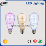 3W ST64 de lamp Bulb E27 Light LED Bulb van Incandescent Light