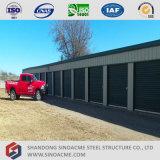 Sinoacme сегменте панельного домостроения стальная рама мини-склад для хранения пролить