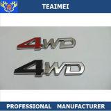 ABS 4WD для значка эмблемы автомобиля стикера тела Тойота