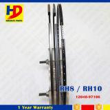 日産のためのRh8 Rh10の掘削機エンジンのピストン・リングは分ける(12040-97106 12040-97105)