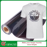 Qingyi Nice Qualité et vente en gros à prix faible Film de transfert de chaleur Glitter populaire pour tissu