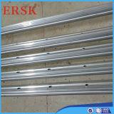 Ersk a produit la voie de guidage linéaire en aluminium de supports