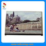 IPS 8 inch TFT-LCD Affichage avec résolution de 1280*720 et 1000 le rapport de contraste