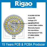 PCBA de iluminación LED chip con LED.