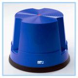 1-stap de Plastic Ergonomische Kruk van de Stap van de Ladder van de Stap voor Bureau