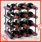 Custom Creative Wine Affiche les armoires en pin