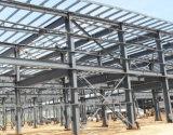 Edificio prefabricado de la estructura de acero del hierro para el estacionamiento del coche