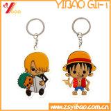 Debossed와 돋을새김된 금속 Keychain /Keyring /Keyholder를 인쇄하는 Customed 로고 사기질 어떤 모양 기념품 선물 (YB-HD-188)
