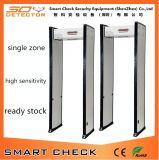 De enige Detector van het Metaal van de Veiligheid van de Detector van het Metaal van de Streek Draagbare Openbare