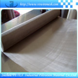 Acoplamiento de alambre tejido usado en industria química