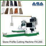 Máquina de perfil de pedra de granito de Corte/mármore (FX1200)