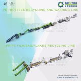 PLC는 PE/PP/Pet를 위한 플라스틱 재생 세탁기를 통제한다