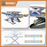4500kg二重水平なアラインメントは起重機を切る