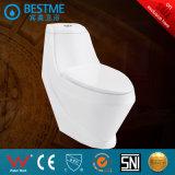 Туалет воды ловушки Wc s тавра ванной комнаты с круглой формой (BC-1009A)
