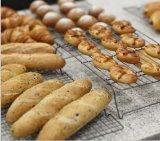 Crémaillère de support de pain d'hôtel de trois rangées