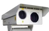 Monitoramento de segurança portuária Câmara de visão nocturna de longo alcance