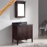 Governo di stanza da bagno del dispersore di vanità della stanza da bagno di alta qualità di legno solido Fed-1037 singolo