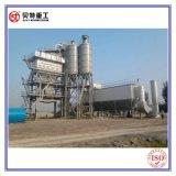 Não móbil 120 toneladas por o equipamento de mistura do asfalto da hora com silo destacável