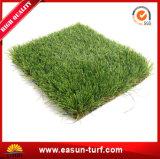 Alfombra artificial de la hierba sintetizada del césped del parque público