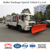 7cbm Dongfeng 16t Straatveger Wash Truck Euro4