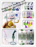 OEM/ODM Hbking 도매 다채로운 연기가 나는 유리제 수관