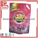 Saco de plástico de alumínio de empacotamento detergente de lavagem