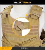 Vestíbulo balístico Kevlar ou Tac-Tex e prova de prova de bala passaram EUA Teste de Laboratório HP