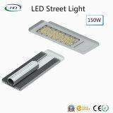Heißes Straßenlaternedes Verkaufs-150W LED mit Mittel-Vertiefungs-Fahrer