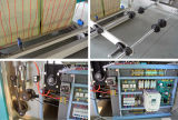 Double-Line Hochgeschwindigkeitsplastikshirt-Beutel, der Maschine herstellt