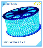Lumière de bande bleue de 5050SMD DEL pour la décoration de Noël
